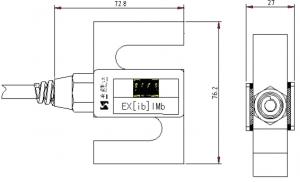 GZD0.5(A)工业通用称重传感器