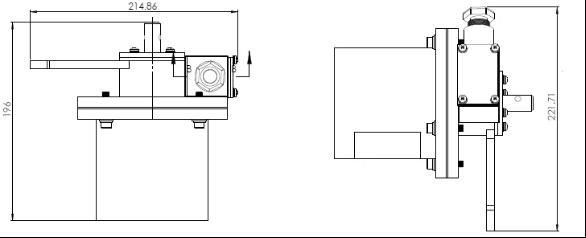 BQH5(A)工业通用测速传感器