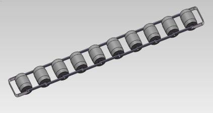 电子皮带秤校验装置